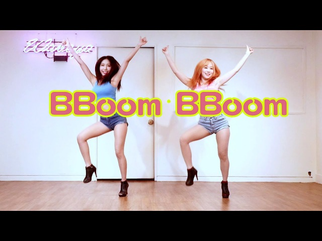 MOMOLAND 모모랜드 BBoom BBoom 뿜뿜 Waveya