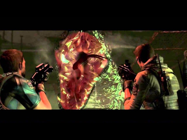 RE6 - Piers Nivans Chris Redfield - NO THANKS REMAINING!