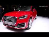 """""""Audi Q2, Audi S4, Audi RS 6, RS 7, RS Q3, R8 Performance  Женева 2016  АвтоВести Online"""" - видео с YouTube-канала """"AutoVest"""