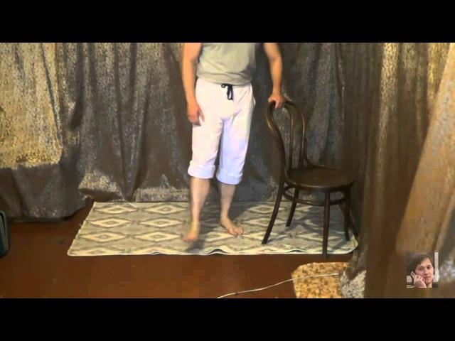 Упражнения для стоп профилактика плоскостопия косточки натоптышей