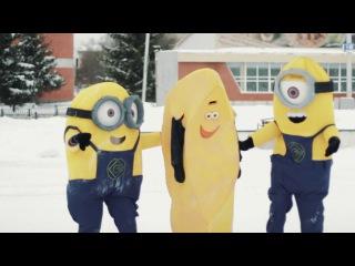 Студенческий новогодний клип 2017