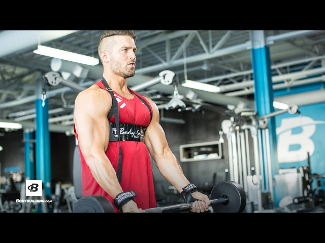 Blow Up Your Biceps Triceps | Mike Hildebrandt's Superset Arm Workout