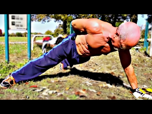 Amazing Workout 60 Old Man Strong Motivation