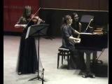 Прокофьев Соната №2 для скрипки и фортепиано, 3-4 части