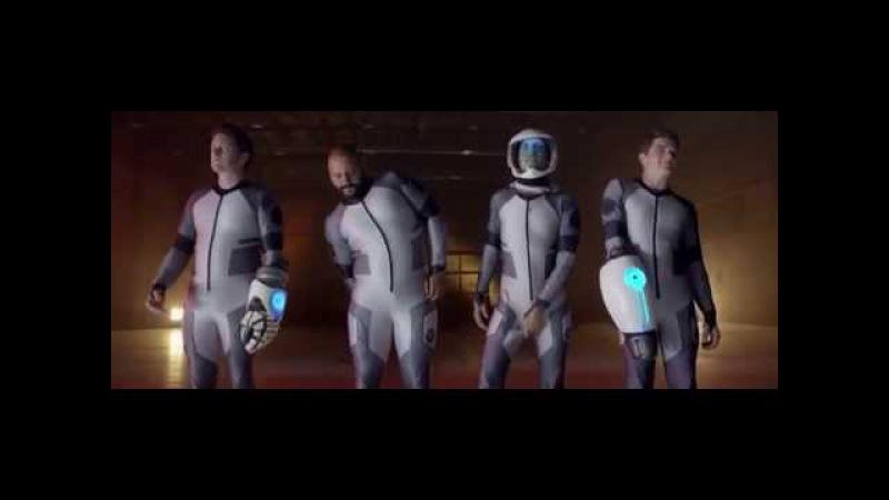 Лазерная команда / Lazer Team (трейлер, новинки кино 2015)