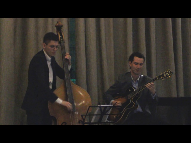Anton Deryabin (guitar) Lev Shmakov (double bass) - All Of Me
