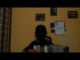 The Ink Spots - Maybe. Accordion cover