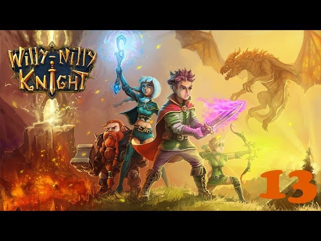 Willy Nilly Knight: Обследуем мертвый город 13