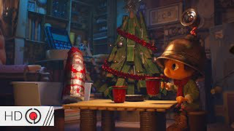 Finn CGI Christmas film for Swiss supermarket Migros by Passion Pictures