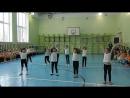 1 А класс Школьный Черлидинг 12.12.2017.