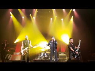 The CULT RAIN Montreal Metropolis 07-10-2016