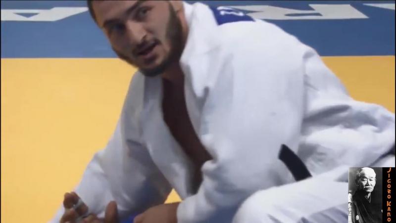 ECh 2017, Warsaw, bronze medal contest, 100 kg, Kazbek Zankishiev(RUS)-Elmar Gasimov(AZE) vk.com/dzigoro_kano