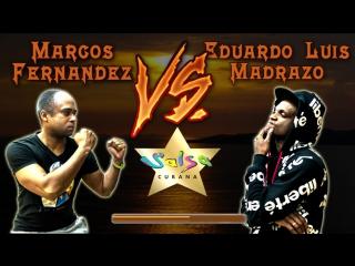 Смертельная битва - Marcos VS Eduardo