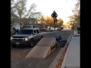BMX Fail Crash Убрался с разгонки