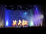 Мария. Шоу-балет Кристалл