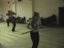 Fallahi dance Skarabey Group in Moscow