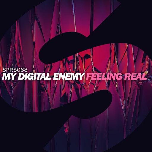 My Digital Enemy альбом Feeling Real