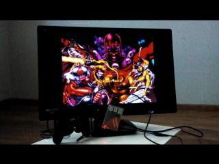 CHINTaMANI-RetroGames-v2.1(подключение к монитору по HDMI)