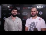 Shamil Abdurakhimov full post UFC Fight Night 122 interview