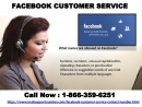 Obtain Expert's Guidance to Solve Facebook Customer Service 1-866-359-6251 Issues