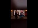 Живое выступление звёзд фильма Величайший шоумен A Christmas Story для канала FOX