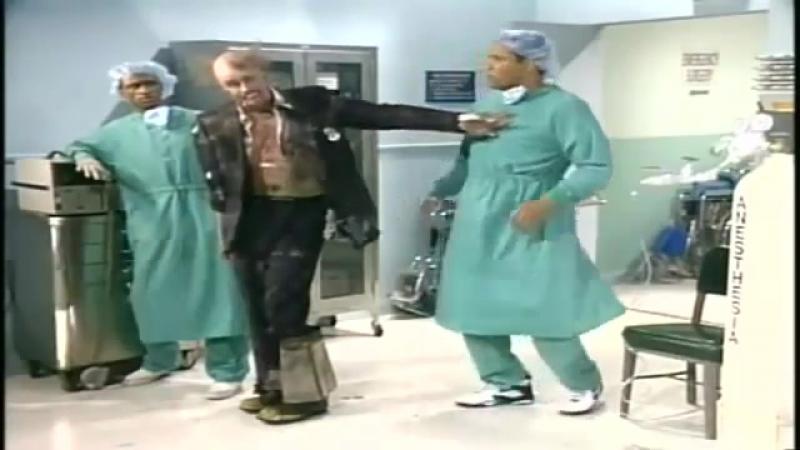 Джим Керри - Начальник пожарной охраны Билл (В больнице)