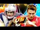 Victor Lindelof vs. Danny Amendola   Manchester United  x  New England Patriots