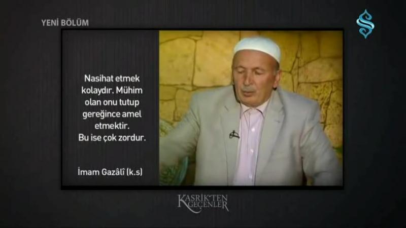 """""""Ey insan, Sakın Allah Dostlarından Birini Kötülemeyesin"""" - Kasrikten.mp4"""
