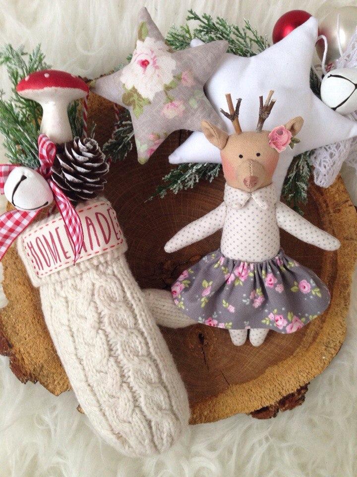 Christmas tilda