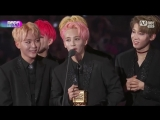 171129 SEVENTEEN - Best Dance Performance Male Group @ 2017 MAMA in Japan