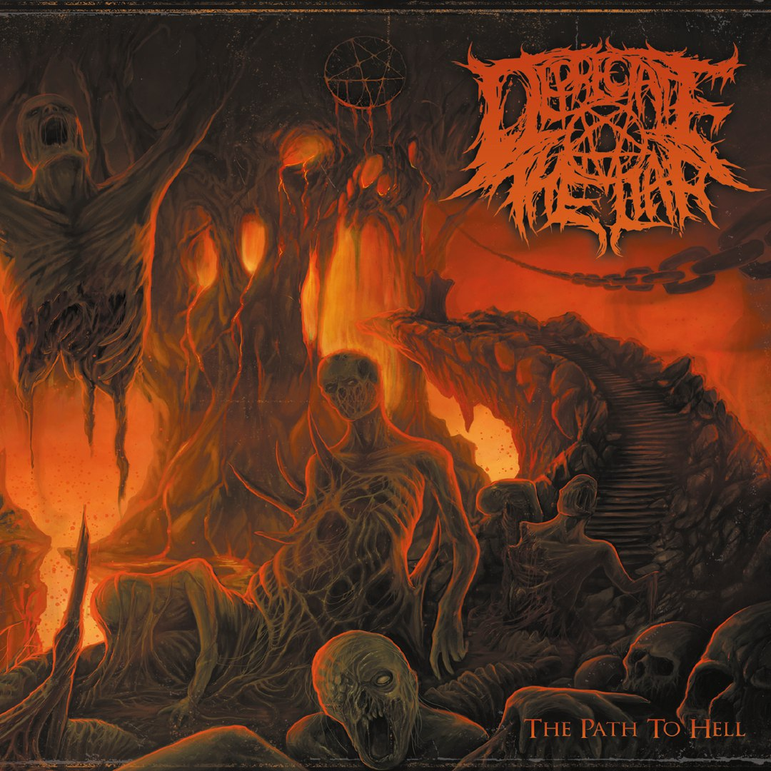 Depreciate The Liar - The Path To Hell [EP] (2017)