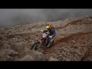 Гонки по горам на мотоциклах