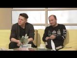 Тимур Шайхутдинов и Рустам Хакимов в утреннем шоу