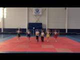 Конкурс Спортивных танцев