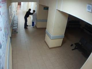 Обычный день в Рузьке больничке)