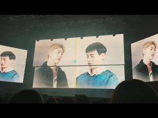 [kim sanggyun cut] 171018 jbj vcr 넌 너무 예뻐 @ jbj debut showcase (데뷔 쇼케이스) - cr. 에롤