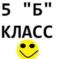 """Любимый 5 """"Б"""""""
