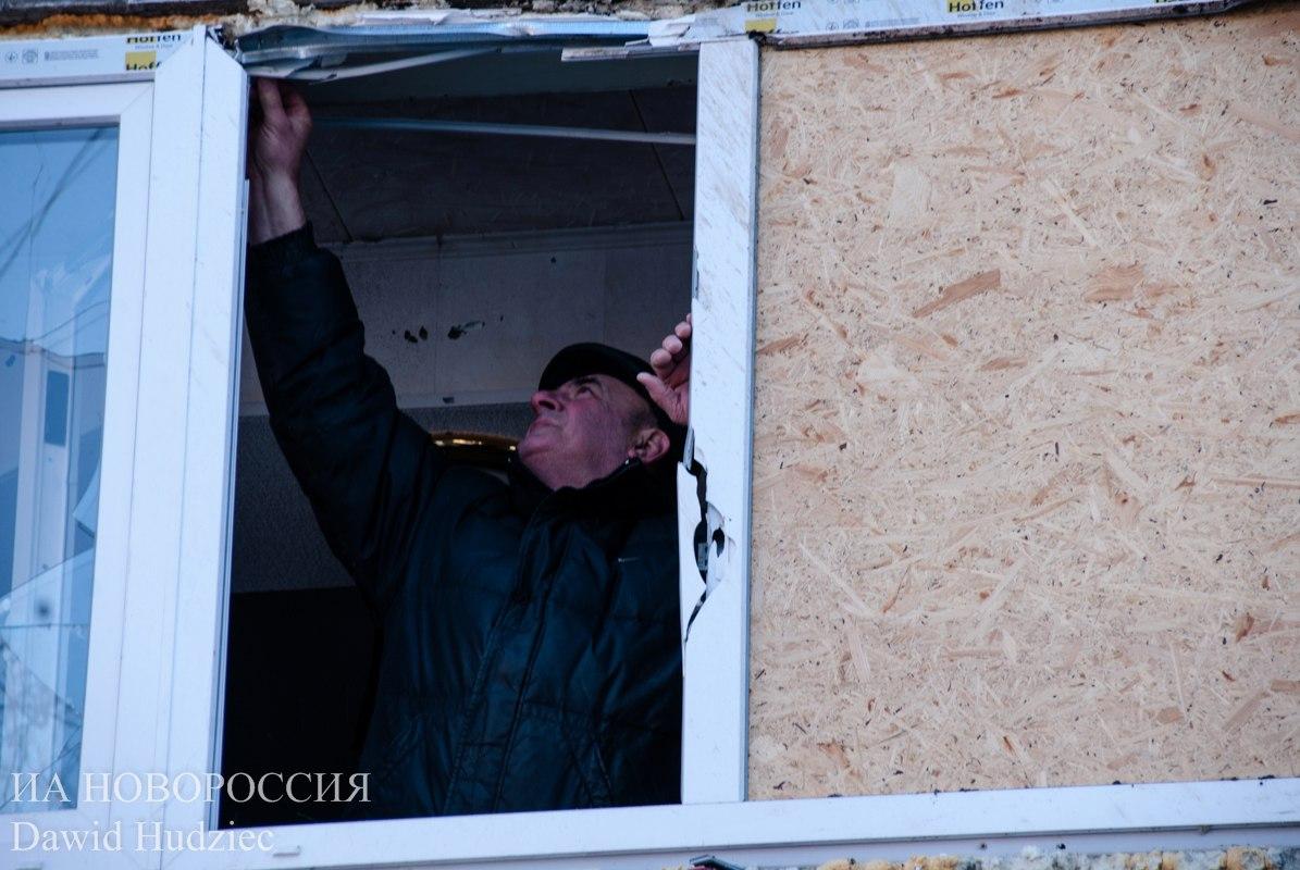 Сводка военных событий в Новороссии за 30.01.2017