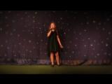 АНАСТАСИЯ ТОМАШЕВСКАЯ - РОЖДАЕТСЯ НОВЫЙ ДЕНЬ (КАДАНС)(живой звук)
