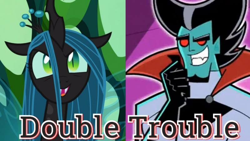 Pokemon - Double Trouble. AMV PMV. Crossover