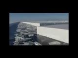 21.10.17 Резанный шельф Антарктиды. Как такое возможно.