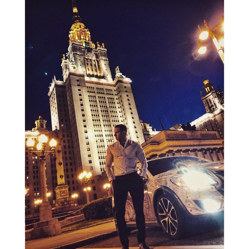 Иван Шуер | Москва