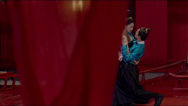 Легенда о возвышении жены наследного принца 27 серия (Озвучка GREEN TEA)