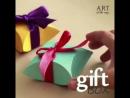 Хенд-мейд идеи для упаковки подарков