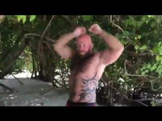 Как подъебать качка