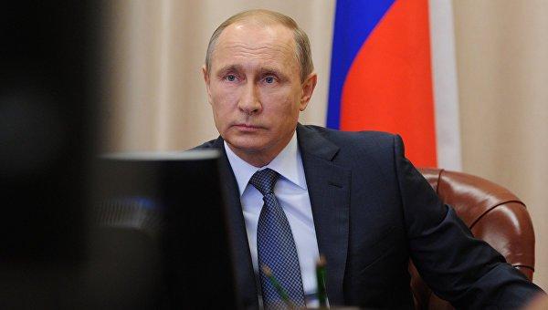 Путин выступил с предложением по восстановлению Сирии