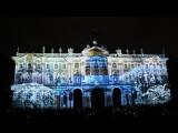 Фестиваль света на Дворцовой площади
