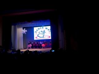 Танец кукол. Новогодний концерт в нашем танцевальном клубе. ДК Колющенко.