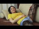 Girls in stockings and pantyhose Девушки в чулках и колготках #276