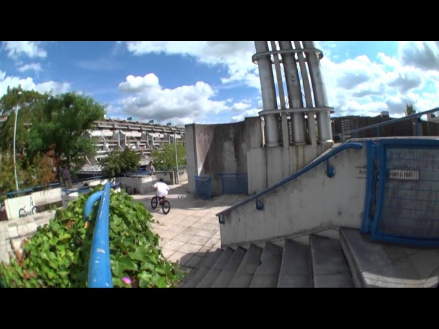 BMX - DAN LACEY DUB HOMEGROWN SECTION